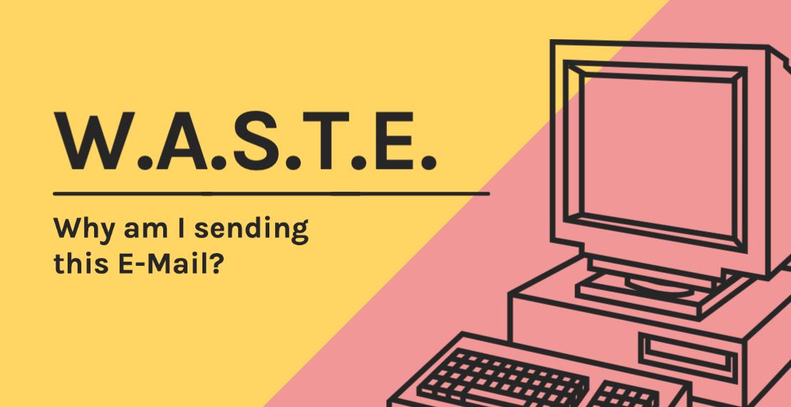 W.A.S.T.E. E-Mail-Versand